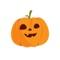Halloween Pumpkin Scary Emoji