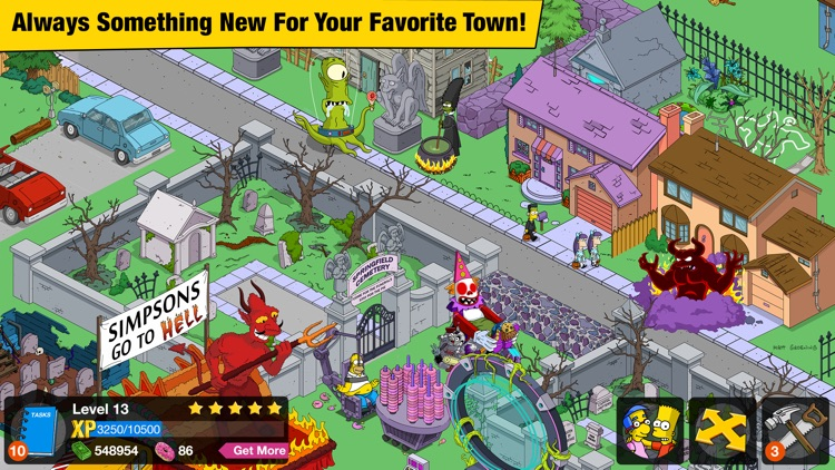 The Simpsons™: Tapped Out screenshot-2
