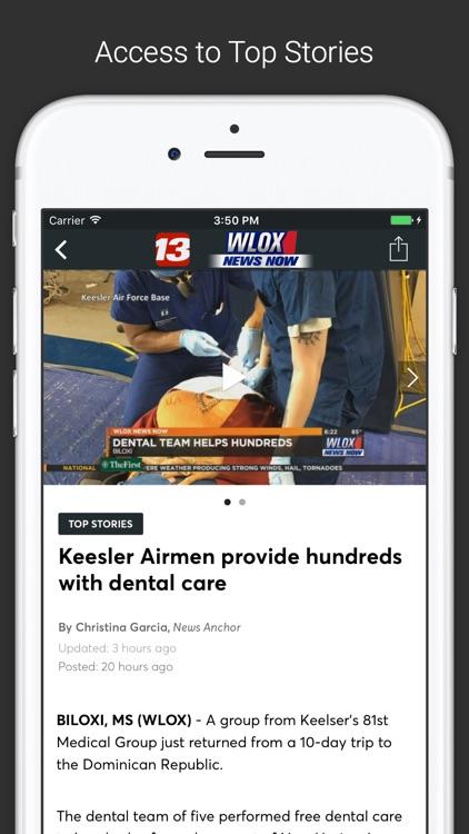 WLOX Local News