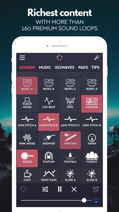 Sleeping Sounds, Relax & Sleep Screenshots