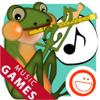 Juegos Música The Froggy Bands