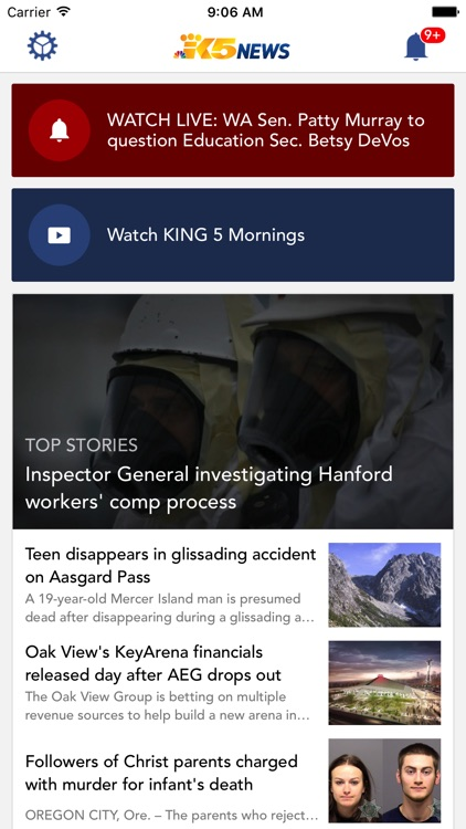 KING 5 screenshot-0