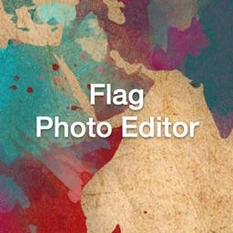 Flag Photo Editor