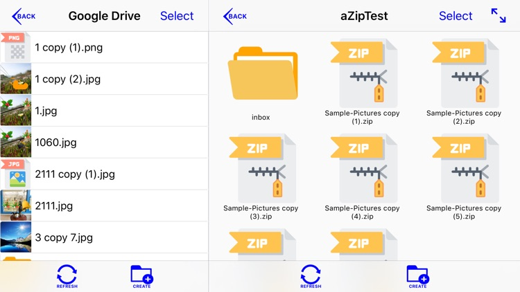 CloudEye Lite - File Browser screenshot-6