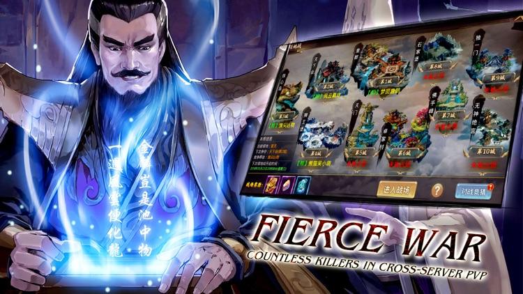 Storm Warriors: Fight till the screenshot-4