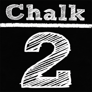 Chalkboards Set 2 - Stickers app