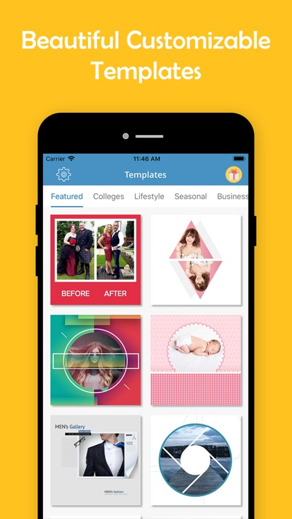 PIP & Photo Grid Collage Maker