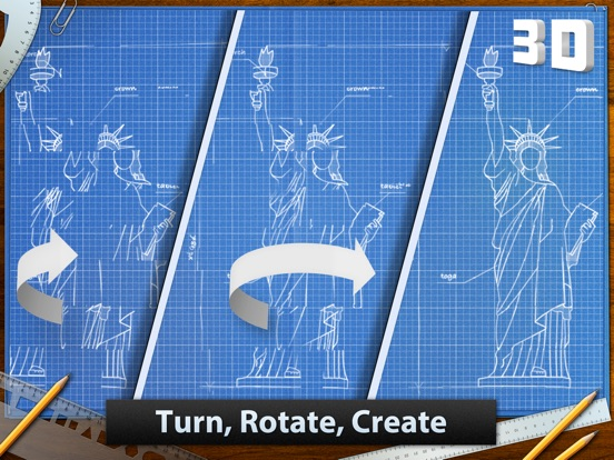Blueprint 3D HD Screenshots
