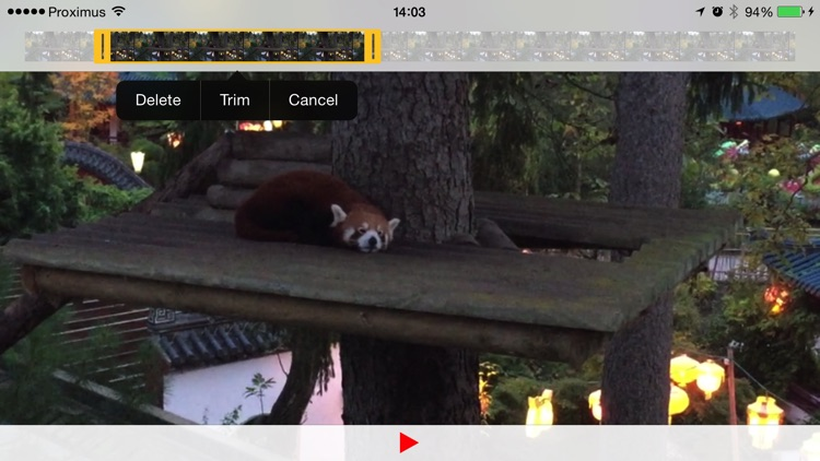 Emulsio - Video Stabilizer screenshot-3