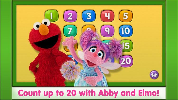 Elmo Loves 123s screenshot-0
