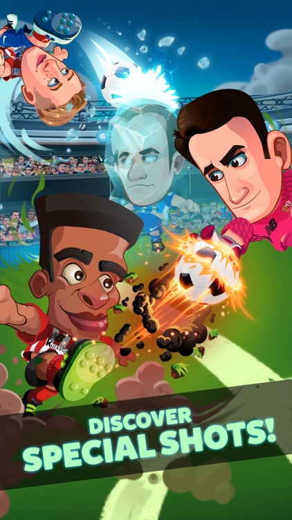 Head Soccer La Liga 2018 screenshot-3