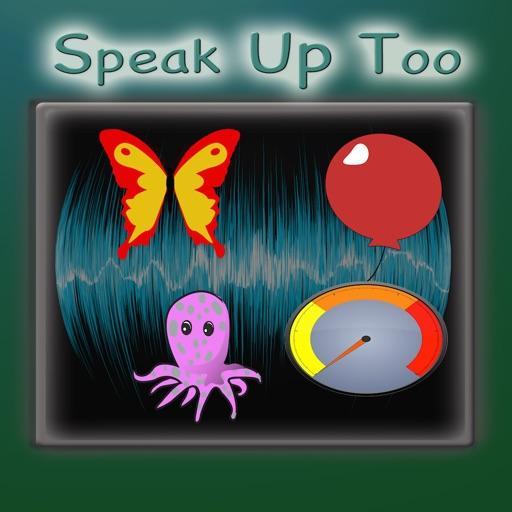 Speak Up Too - speech fun icon