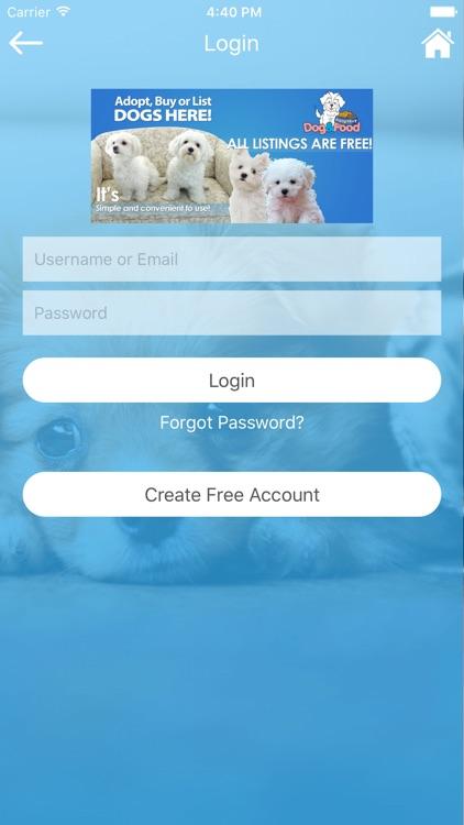 Adopt Buy Dogs Shop screenshot-3