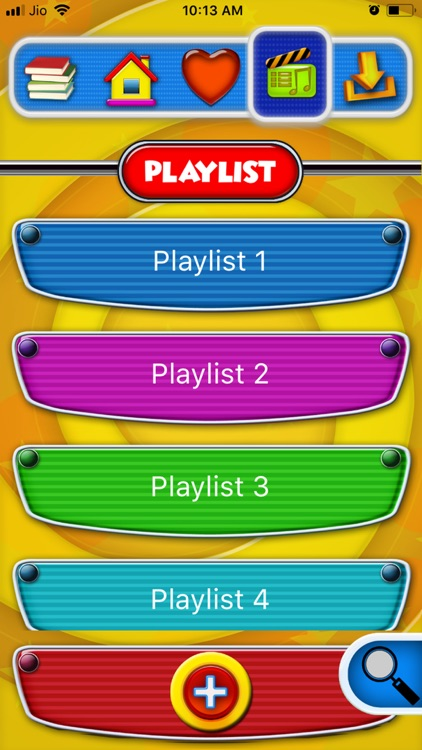 Kids ABC TV Nursery Rhymes screenshot-4