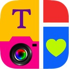 PhotoFrame & Girl Edition - The Best Photo Frames and Text for Instagram icon