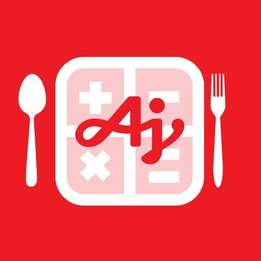 Ajinomoto Food Cost Calculator iOS App