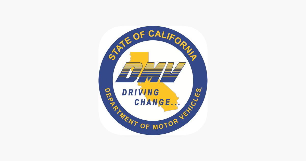 CA DMV on the App Store