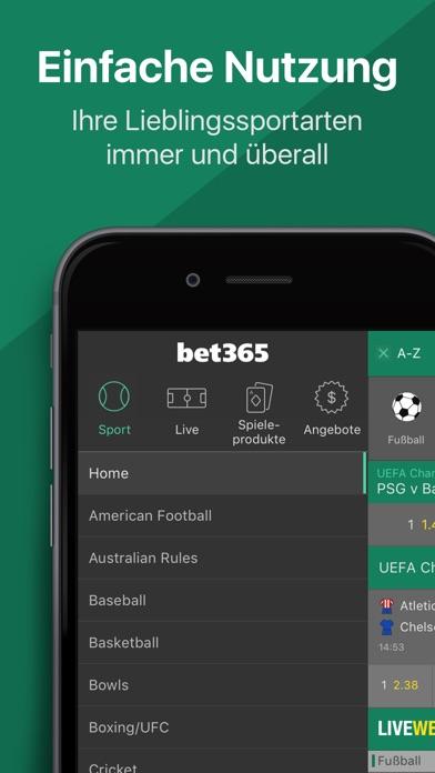Screenshot for bet365 - Sportwetten in Germany App Store