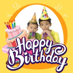 Happy Birthday Greeting Card.s