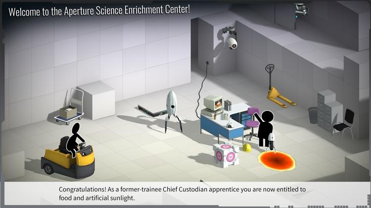 Bridge Constructor Portal screenshot-0