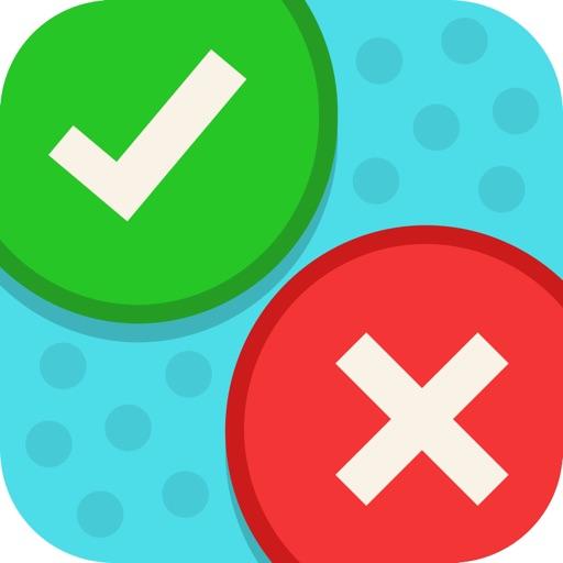 Drži - Ne Drži? Kviz Slovenija iOS App