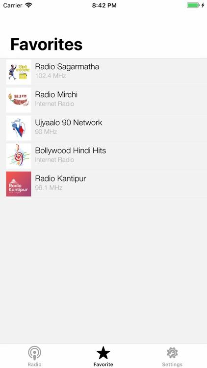 Hamro Nepali FM Radio screenshot-6