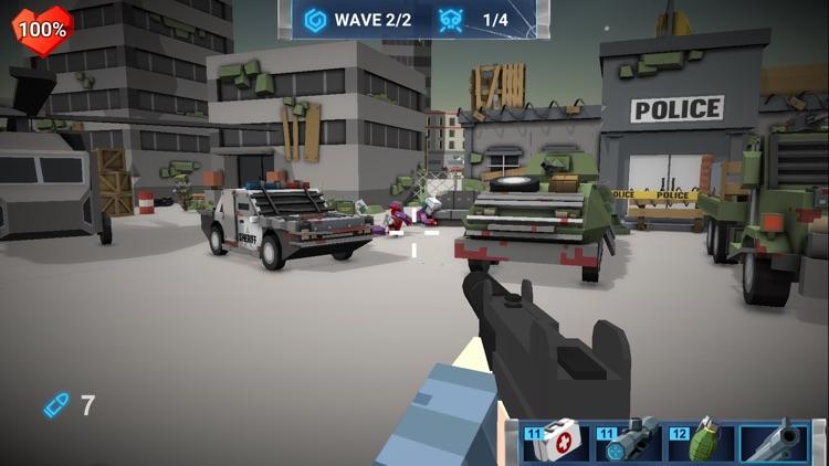 The Walking Zombie: Dead City screenshot-3