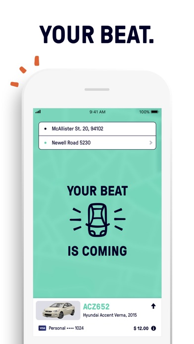 Screenshot for Beat - Ride app in Sri Lanka App Store