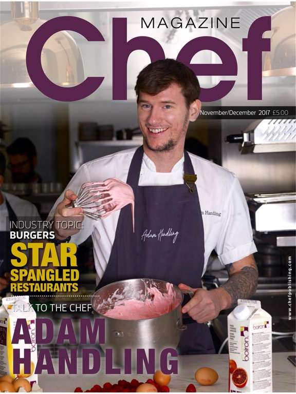 Chef Mag screenshot 6