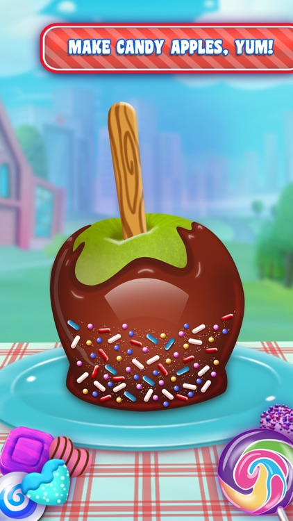 Sweet Candy Maker Games screenshot-1