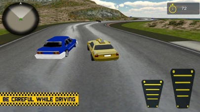 Journey Yellow Cab Car screenshot two