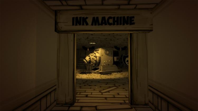 Machine Horror - Ink Game