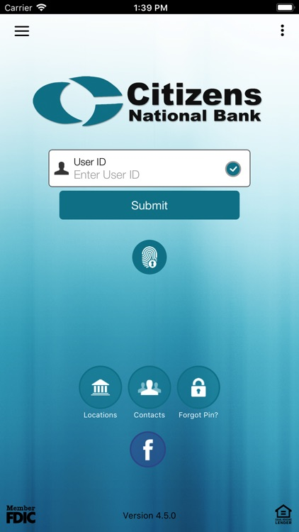 CNB Mobile Banking screenshot-0