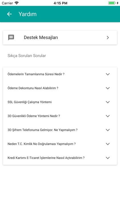 Ödematik Mobil screenshot-5