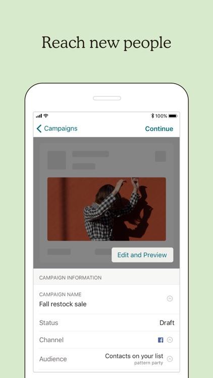 Mailchimp screenshot-4