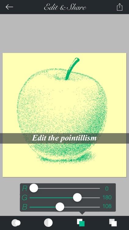 Pointillist