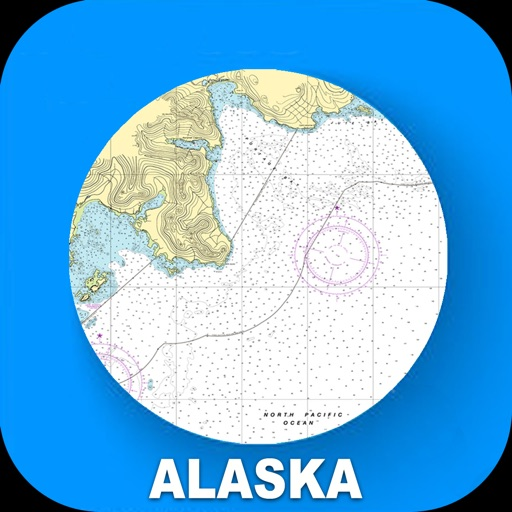 Alaska USA Nautical Charts