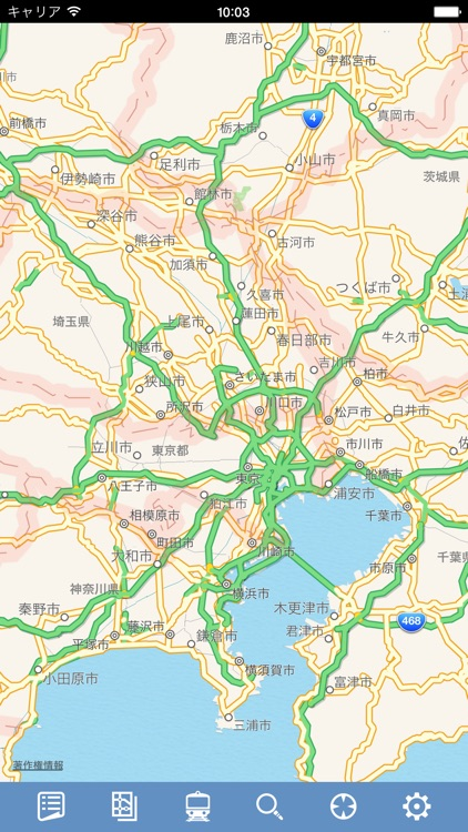 Perfect Route Map screenshot-3