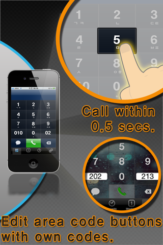 TS Speed Dial [Shortcut] - náhled