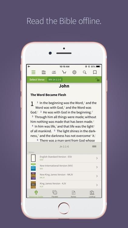 Bible † screenshot-0