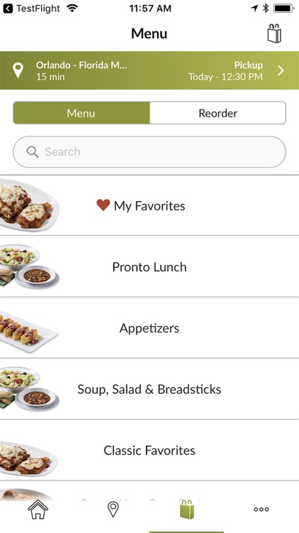 Olive Garden Italian Kitchen screenshot-4