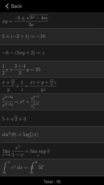 Latex Equation Editor by Nitrio