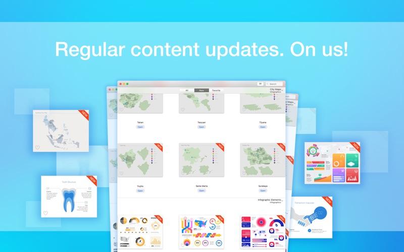 Infographics Screenshot