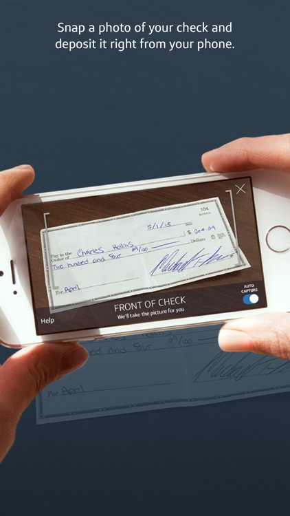 Capital One Mobile screenshot-3