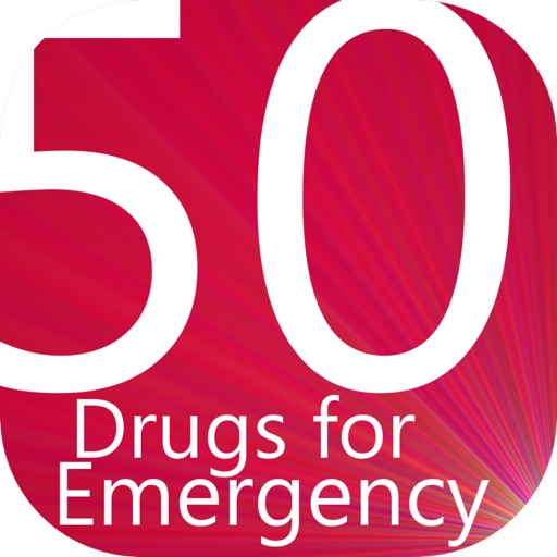 Common 50 Drugs For Emergency