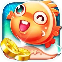 捕鱼-经典捕鱼游戏