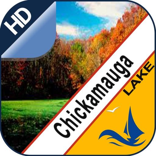 Chickamauga Lake  gps offline nautical charts