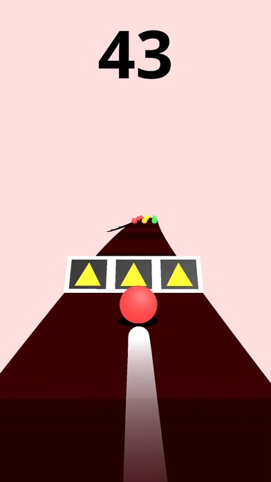Color Road! screenshot 2
