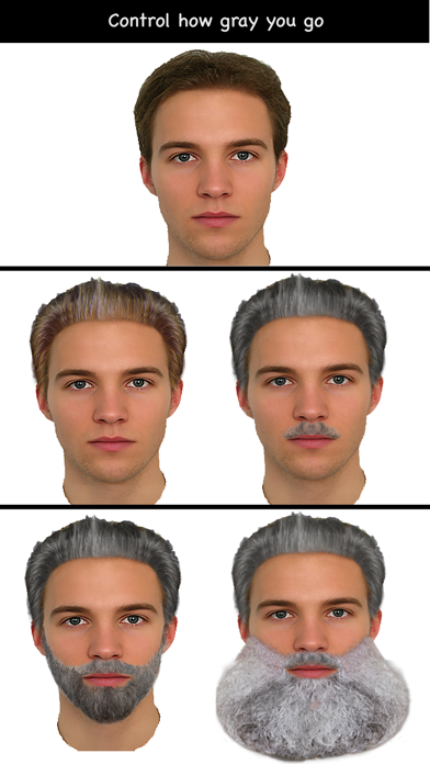 Age Editor: Face Aging Effects screenshot four