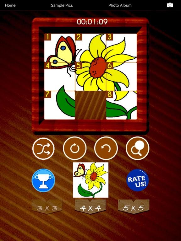 Sliding Puzzle : Premium screenshot 9